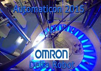 Delta Robot by OMRON