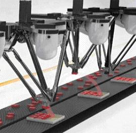 Omron Delta Robot Series