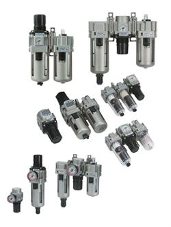 SMC Filter Regulators