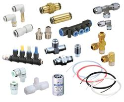 SMC Fittings & Tubing