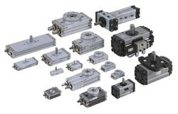 SMC Rotary Actuators